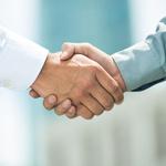 Small hand shake